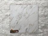 De witte Volledige Verglaasde Tegel van de Muur van de Vloer van het Porselein van de Decoratie