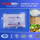 Fornitore del sale del sodio della cellulosa carbossimetilica del CMC del commestibile di alta qualità