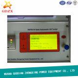 80kV het automatische Enige Meetapparaat van het Voltage van de analyse van de Isolerende Olie van de Kop