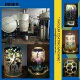 Macchinario di vetro della metallizzazione sotto vuoto della lampada di tecnologia completamente nuova