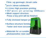 공장에서 0.02mm 높은 정밀도 SLA DLP 산업 3D 인쇄 기계