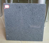 Дешевые китайские кунжутного черного гранита G654 Падан темно серого цвета полированного гранита