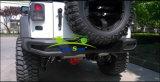 Parachoques traseros aniversario superior de la venta del 10mo para el Wrangler del jeep