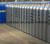 Gas-Hochdruckzylinder des nahtlosen Stahl-40L