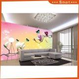 Les ventes chaudes ont personnalisé la peinture à l'huile du modèle 3D de fleur pour la décoration à la maison (numéro de modèle : HX-5-042)