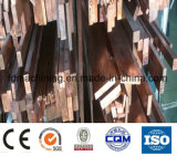 Kupferner runder (flacher) Stab C10100 für industriellen Gebrauch