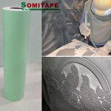 Pellicola autoadesiva del Sandblast del PVC di spessore eccellente di Somitape Sh3100