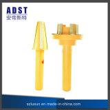 Gatto di plastica duro, BT, pulitori delle lane dell'asse di rotazione del cono di Hsk
