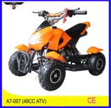 A7-007 49cc Cute Mini Kids ATV Quad com certificação Ce