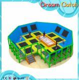 Unterhaltungs-Handelstrampoline-Park-Innengerät für Kinder und Erwachsenen