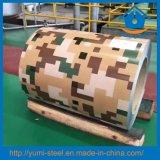 Новая горячая окунутая Prepainted гальванизированная сталь свертывает спиралью PPGI PPGL
