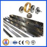 Engrenagem Pinhão M5 / M8 / M10 Rack de engrenagem de elevação de construção