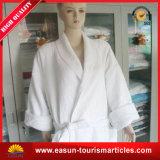 100% peignoir de gaufre de coton, peignoir de serviette éponge