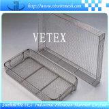 Heat-Resistingステンレス鋼の金網のバスケット