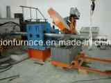 De horizontale Machine van het Ononderbroken Afgietsel van de Pijp van het Messing van de Pijp van het Koper