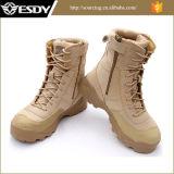 Esdy黒いMilitary&Outdoorの戦術的なトレーニング攻撃の戦闘用ブーツ