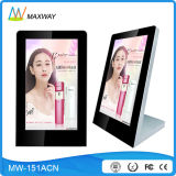15,6 Inch Wireless WiFi Android Indoor Desktop Publicidade LCD Display (MW-151ACN)