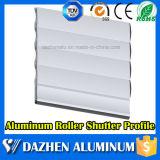 Profil d'aluminium de guichet de porte d'obturateur de roulement de vente directe d'usine de qualité