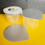 Utilización alimenticia del papel de aluminio y tapas suaves del genio