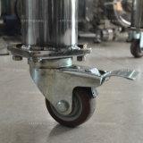 Máquina de mezcla de la fabricación de jabón líquido del tanque del acero inoxidable