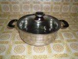 ステンレス鋼私達3orの様式の標準的な鍋5つの層底