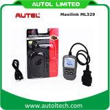 Balayage automatique universel d'OBD de scanner de Maxilink Ml329 de scanner diagnostique de véhicule meilleur qu'Al319 Autel Maxilink Ml329
