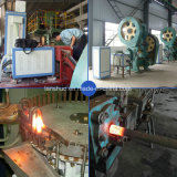 machine de chauffage par induction 80kw pour la pièce forgéee en métal