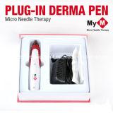 個人的な使用のためのPen装飾的なMeso電気自動Microneedle再充電可能なDermaのペンの先生