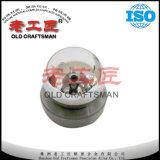 Bola de pulido de la bola del carburo de tungsteno de la fuente para la fresadora de la bola