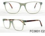 Самый последний ацетат рамок Eyeglasses оптически с слоением