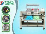 Wonyo 2 رؤساء آلة التطريز كاب بواسطة تاجيما آلة التطريز تصميم