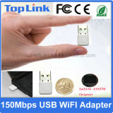 Hoogste-GS05 de Lage Kosten 150Mbps 11 de Draadloze van Mt7601 Adapter WiFi van Bgn USB voor de Gift van de Bevordering