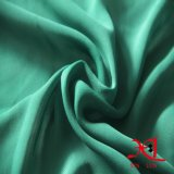 Tissu en polyester mousseline vert pour robe / Hijab / Echarpe
