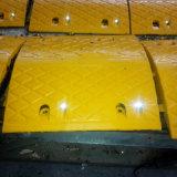 깨지지 않는 사려깊은 산업 고무 차 스피드 방지턱 (JSD-015)