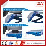 Гидровлические высокого качества инструментов автоматического ремонта фабрики Guangli одобренные Ce подвижные Scissor подъем автомобиля