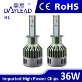 36W 3600lm liga de alumínio LED carro luz