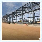 Struttura d'acciaio di alta qualità di Wiskind Q345 per il magazzino