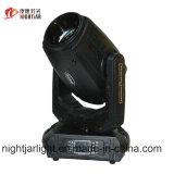 illuminazione capa mobile della fase chiara del Gobo dello zoom 350W di 3in1 17r Sharpy