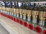 L Rohr-Typ Kohlenstoffstahl-Hochdruckdrossel-Ventil