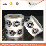 Custom Self Adhesive Aluminum Foil Barcode Label