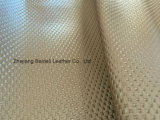 Qualität Belüftung-Sofa-Leder mit Feuerfestigkeit