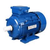 Motore elettrico Ms-713-2 0.75kw dell'alloggiamento di alluminio a tre fasi della l$signora Series
