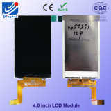 "4.0"" 3,97'' TFT LCD Module Interface Mipi tn"