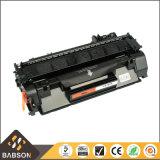 Al por mayor del toner compatible del cartucho de toner de China Ce505A para las impresoras del HP