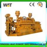 Ensemble générateur de gaz naturel 500kw avec CE, certificats SGS (WT-500GFT)