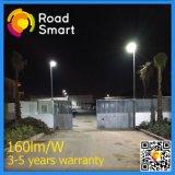 15W LED im Freien integriertes Solarstraßenlaternefür Garten