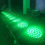 Stade d'éclairage DMX Disco 36X18W Déplacement du faisceau de la tête à LED