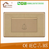 Soquete elétrico do interruptor do interruptor elétrico padrão americano da parede
