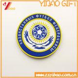 cadeau de promotion de la FDA en PVC de haute qualité mat Coasters en silicone pour la cuvette (YB-N-02)