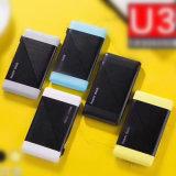6000mAh Puissante banque d'alimentation USB pour périphériques mobiles